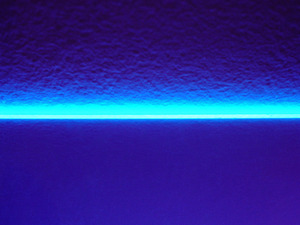 FluoBlue Trip 75x100